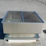 Kaufland Znojmo II - požární ventilátor ADV-B