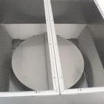 Obchodní komplex Hranice - požární ventilátor Bovema ADV-B