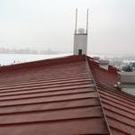 Sportcentrum Prostějov - požární ventilátor ADV-B